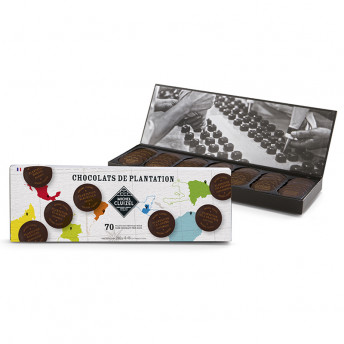 NUANCIER CHOCOLATS DE...